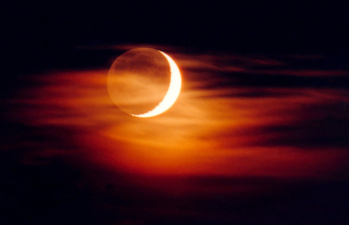 New Moon in Aquarius, January 23 – the first new moon in 2012 by Nadine Marie of Aligning with Truth