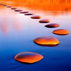 Stepping Stones by Venus Zephyr Free