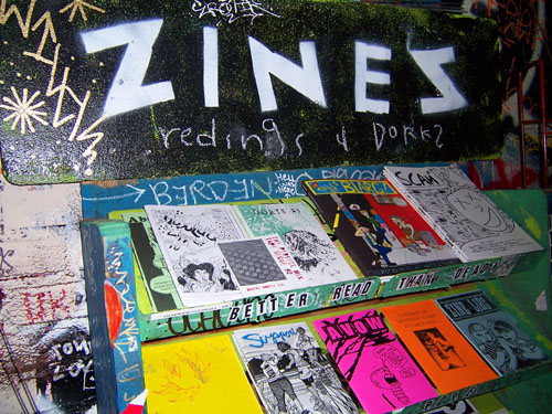Radical Self-Care and Community-Care Zine Resources
