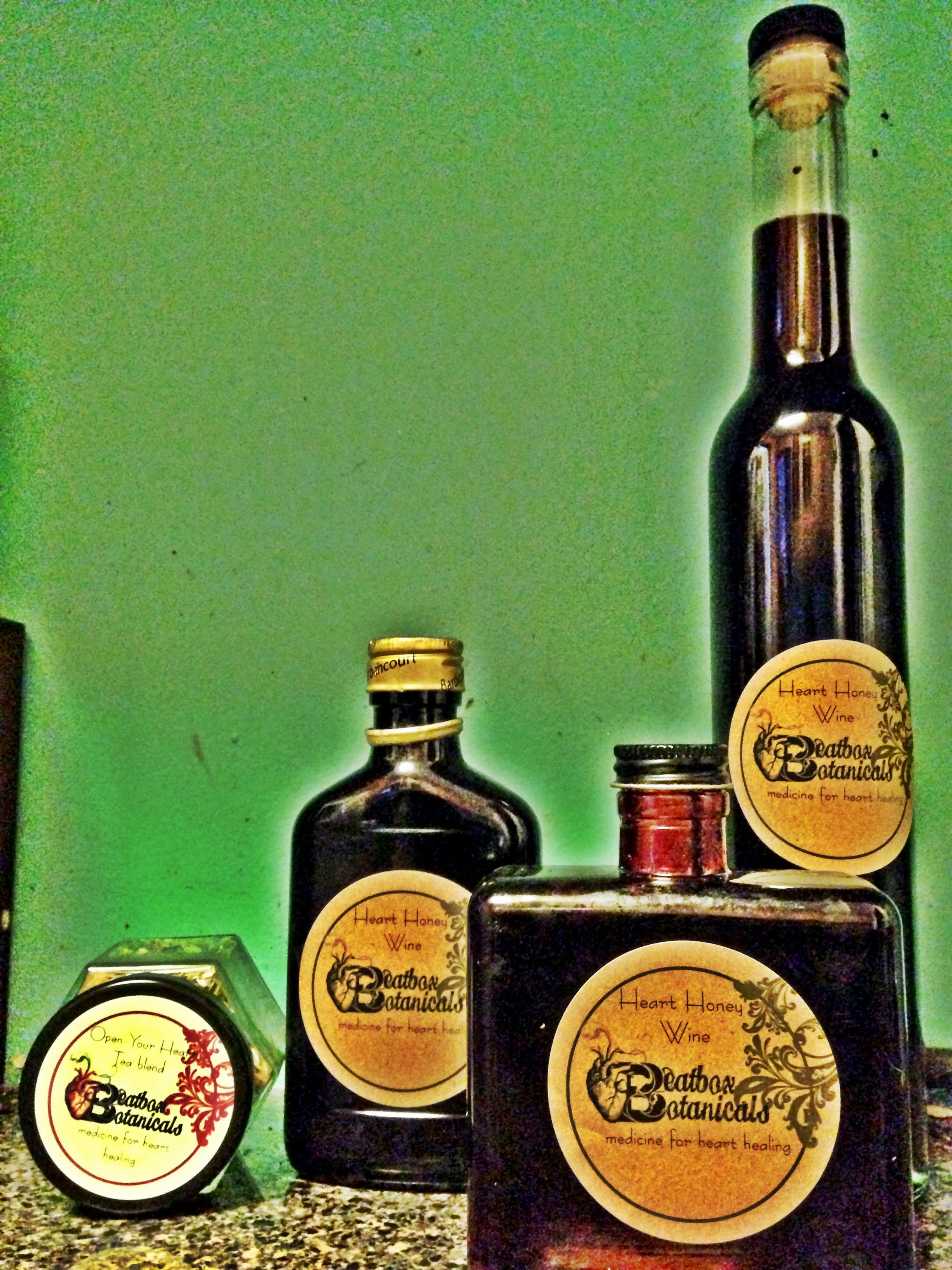 Heart Honey Wine