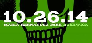 ¡CALABAZAFEST! 2014 •  @ Maria Hernandez Park